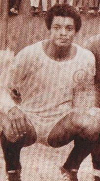 Leo Rojas en sus primeros años con la 'U'. En 1991, siendo capitán del equipo, pasaría a Cristal para cumplir el mismo rol (Foto: elorgullodehabernacidosuperiores.blogspot.com)