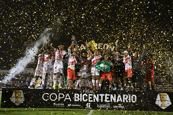 Atlético Grau se coronó campeón de la edición 2019 tras derrotar por penales a Sport Huancayo en la final.(Foto: Pedro Monteverde / DeChalaca.com)