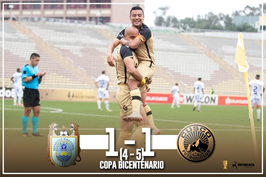 Prensa: Cusco FC