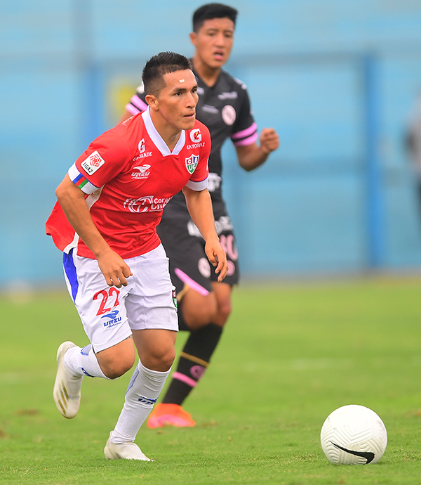 Cristian Neira (Foto: Prensa FPF)