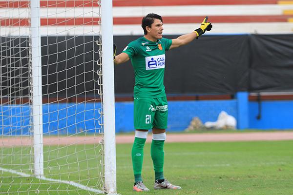 Ronald Ruiz (Foto: Prensa FPF)