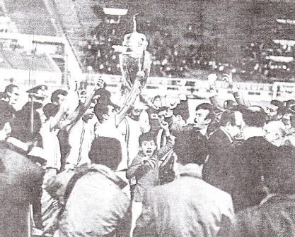Van 39 ediciones de la Copa Perú y, hasta el momento, Atlético Torino sigue siendo el rey de copas con cinco títulos (Recorte: diario La Crónica)