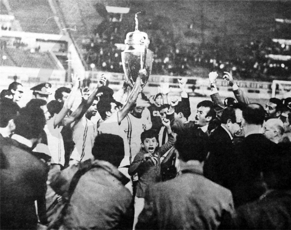 Con la Copa Perú en alto, Torino cerró su primer título pese a perder ante Melgar en la última jornada (Recorte: diario La Crónica)