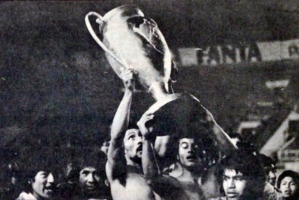 Como campeón de la Copa Perú 1975, Torino en principio debería haber jugado la Copa Libertadores en representación del Perú. La idea al final no prosperó. (Foto: diario La Crónica)