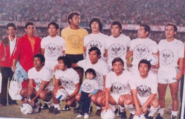 Para el recuerdo: los campeones de 1978 (Recorte: fulldeport.blogspot.com)