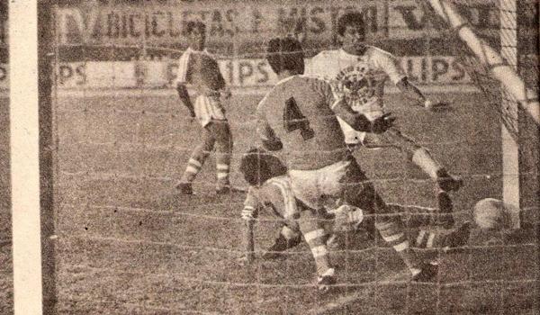 La Palma debutó con un cómodo 2-0 sobre Aviación de Iquitos. (Recorte: revista Ovación)