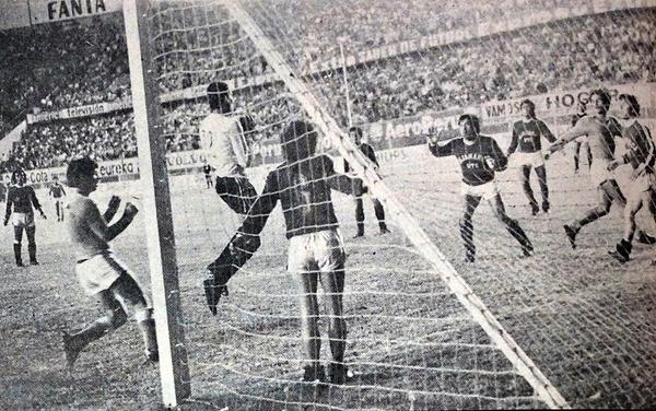 La Palma no pasó del empate ante UTC, pero mantuvo el primer lugar. (Recorte: diario La Crónica)