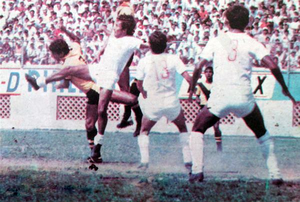 Cantolao comenzó con buen pie la Finalísima al vencer al rankeado Atlético Grau (Recorte: diario La Crónica)