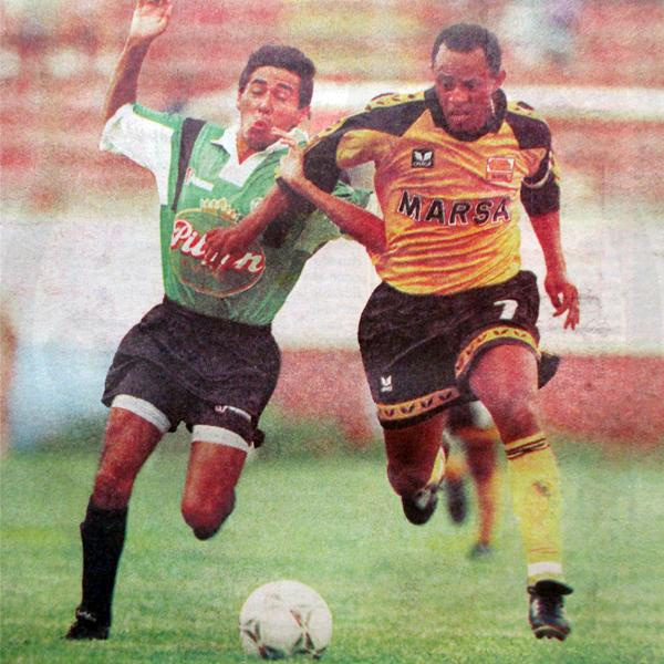 Marsa se alejó de la punta con el empate a cero ante Sportivo Huracán. (Foto: Suplemento Deporte Total, diario El Comercio)