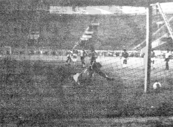 Con goles de Villanueva y Franco, Félix Donayre pudo ganar en la segunda fecha a Chanchamayo FBC. (Recorte: diario La Crónica)