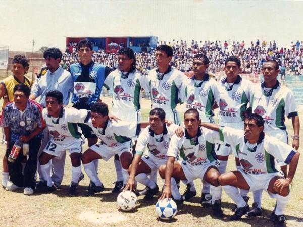 IMI llegó a la final de la Copa Perú 1998 habiendo remontado series impresionantes ante Cultural Hidro y Alfonso Ugarte. (Foto: Facebook)