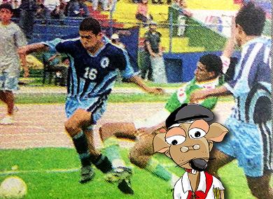 Vallejo, UNU, Copa Perú 2003
