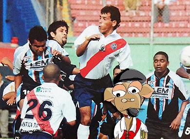 Municipal, Olímpico Somos Perú, Copa Perú 2004, Alexis Aguirre, César Lozano