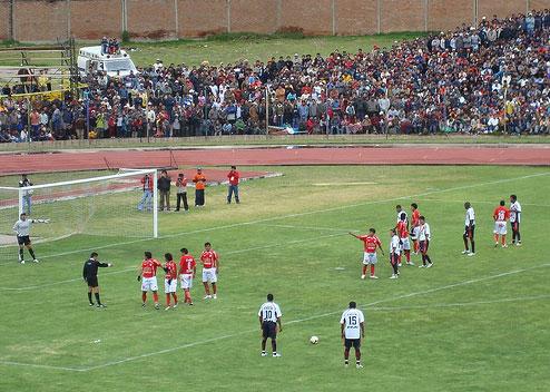 En la ida de la final de la Copa Perú 2007, Sport Águila venció 2-0 a Juan Aurich, pero acabó perdiendo la llave. (Foto: Flickr)