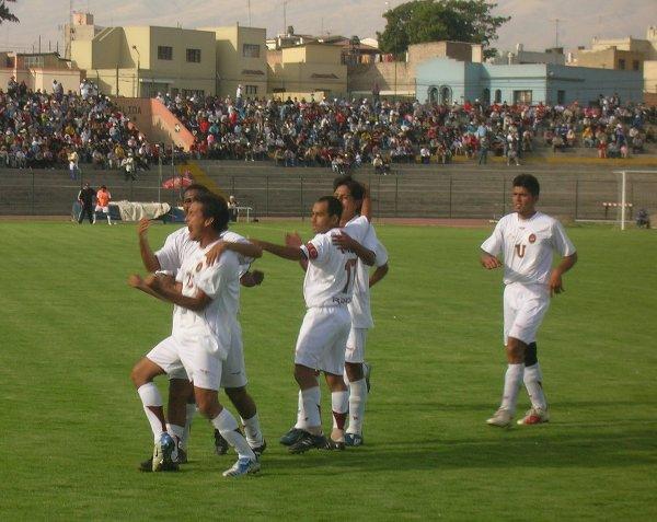 En 2008, Idunsa ganó 5-1. Sin embargo, en la vuelta Cobresol lo remontó. (Foto: Deporte AQP)