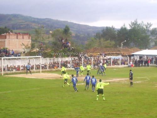 En 2008, Renovación Pacífico cayó 1-0 ante Comerciantes en Cutervo y una semana después logró su clasificación. (Foto: cutervo.com.pe)