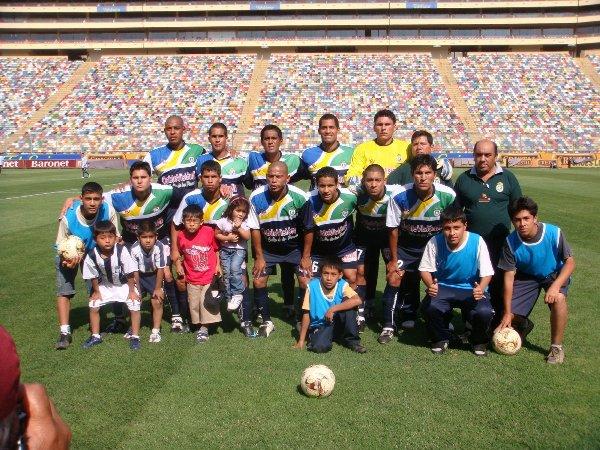 El año pasado, Íntimos Cablevisión derrotó con esta oncena en el Monumental por 2-0 a Tecnológico Campo Verde (Foto: archivo DeChalaca.com)