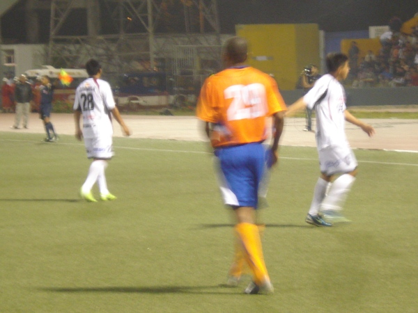 En 2009, Defensor San José cayó ante Universitario de Trujillo por 2-0 en el Mansiche; terminó ganando en penales (Foto: Carlos Asmat)