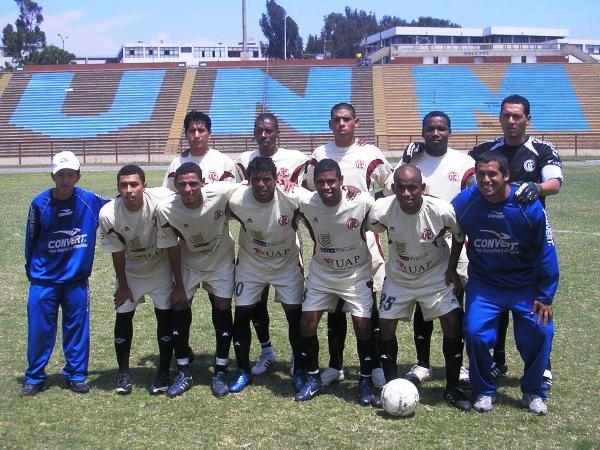 UTC. El 'Gavilán Norteño' perdió la categoría en la Segunda División de 2008 y esta vez se insertará en la competición a partir de la Etapa Regional (Foto: Abelardo Delgado / DeChalaca.com)