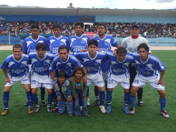 RECUPERÓ EL RUMBO. Descendencia Michiquillay obtuvo un valioso triunfo ante el elenco huarmeyano (Foto: diario El Clarín de Cajamarca)
