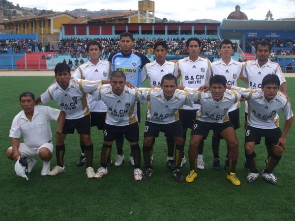 MANOS VACÍAS. Por más que lo intentó, Juventud Culebreña no pudo sumar alguna unidad en el Héroes de San Ramón (Foto: diario El Clarín de Cajamarca)