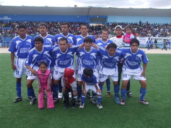CAMINA FIRME. Descendencia Michiquillay obtuvo el triunfo en el último suspiro y tomó la cima de la llave (Foto: diario El Clarín de Cajamarca)