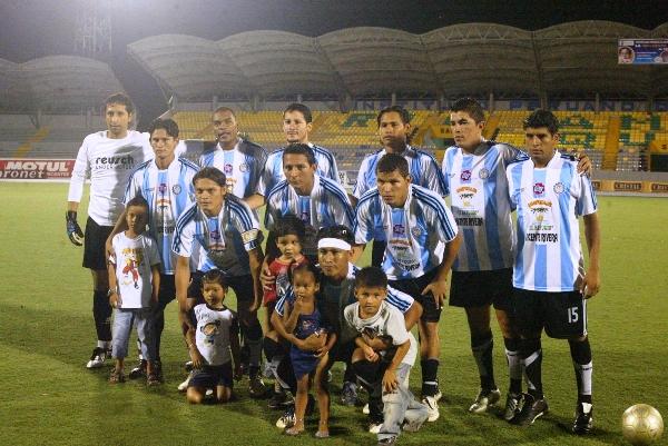 TECNOLÓGICO CAMPO VERDE. Los albicelestes ganaron la Región III con relativa holgura y son la esperanza de Ucayali para volver al fútbol profesional (Foto: Javier Medina Dávila)