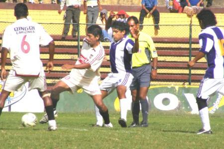 PARTIDO 6. El Unión Bambamarca de Tocache fue la gran víctima del año por parte de León: un aplastante 10-1 para la mayor goleada de la campaña (Foto: diario Hoy Regional)