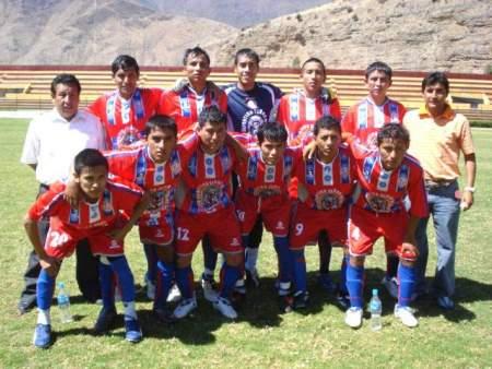 Señor de Chacos, el otro equipo ambino en la elite huanuqueña (Foto: Jesús Suárez / diario Hoy Regional)