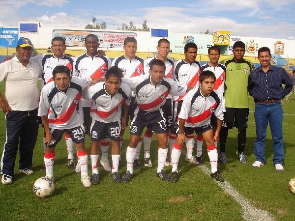 MUNICIPAL DE HUAMANGA. Los 'Jirafales' le ganaron el partido clave al Olímpico Peruano de Ica y se quedaron con la serie A de la Región VI (Foto: Ciro Madueño)