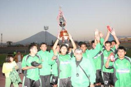 Huracán es otro que quiere, literalmente, reverdecer viejos laureles y dar alegría a La Pampilla (Foto: diario Correo de Arequipa)