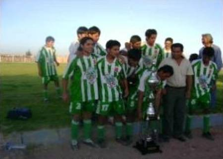 Juventus Corazón quiere reeditar la gran campaña 2004 y hacer un nuevo papel protagónico en la Copa Perú (Foto: diario Correo de Arequipa)