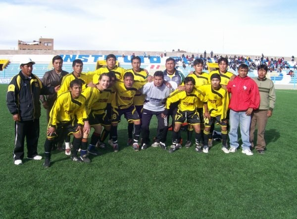 Atlético Estudiantes de Huancané jugará por segunda temporada consecutiva la Superior a la espera de dar el campanazo (Foto: union-carolina.com)