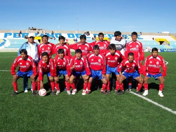 El cuadro rojo del Deportivo Chijichaya hará respetar la temible plaza de Ilave para buscar mantenerse en la categoría (Foto: punodeportes.com)