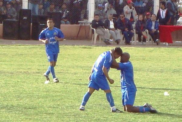 NO FUE SUFICIENTE. Pese al festejo a los de Buena les faltó un gol para campeonar (Foto: Abelardo Delgado / DeChalaca.com)