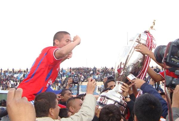 Unión Comercio, campeón de la Copa Perú 2010, demostró calidad de un plantel lleno de jugadores interesantes. Algunos de ellos siguen en la máxima categoría (Foto: archivo DeChalaca.com)