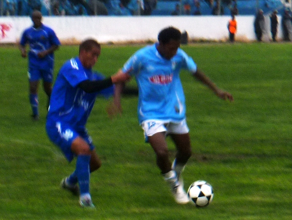 La última vez que equipos de Puno y Junín se vieron las caras fue en 2010 en Tarma. Aquella tarde, fue victoria de ADT sobre Alianza Porvenir Unicachi por 2-0 (Foto: Antena Deportiva)