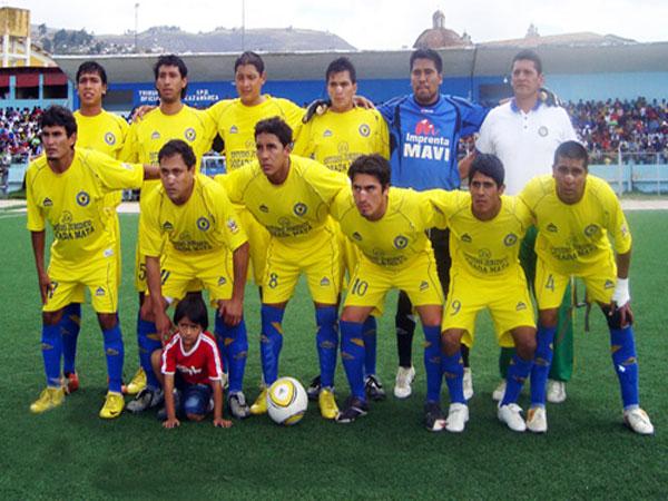COMERCIANTES UNIDOS DE CUTERVO. El cuadro canario, bajo la batuta de 'La Pepa' Baldessari, busca llevar de nuevo el fútbol profesional a Cajamarca (Foto: Web Oficial de Comerciantes Unidos de Cutervo)