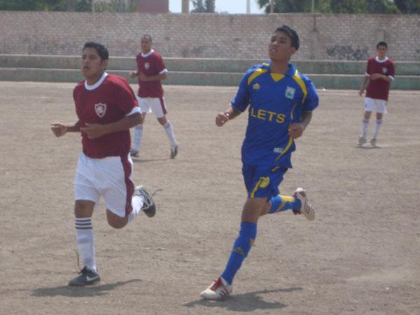 A LA MISMA ALTURA. Pese al triunfo obtenido, ambos clubes se ubican en las últimas posiciones (Foto: Paul Arrese / DeChalaca.com)