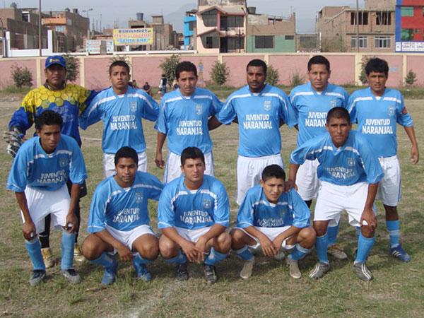 3. JUVENTUD NARANJAL. Nuevamente subcampeón en Los Olivos, busca mejorar su campaña de 2009 en el Interligas (Foto: Paul Arrese / DeChalaca.com)