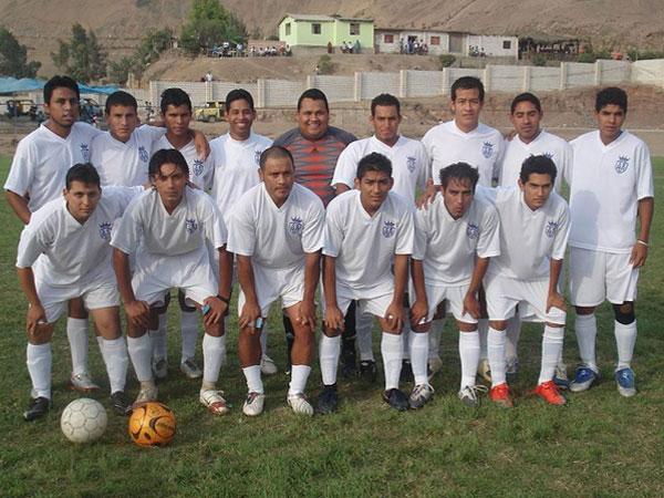 1. REAL ATOCONGO. El subcampeón de Pachacamac perdió el título de su distrito sobre el final del torneo, pero llegó igual al Interligas (Foto: Liga Distrital de Fútbol de Pachacamac)