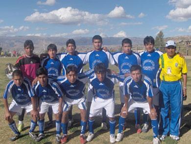 Foto: Fútbol desde Ayacucho