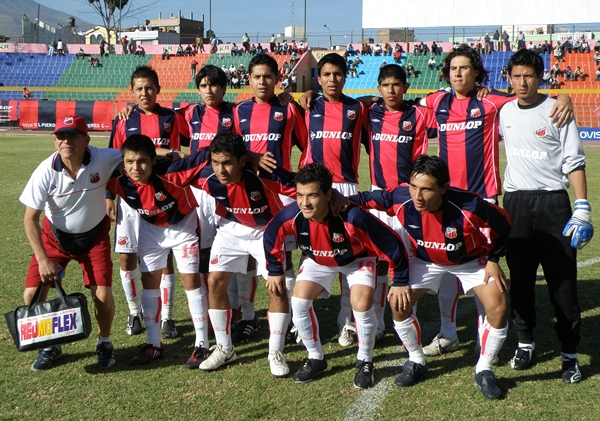 FBC PIÉROLA. Los 'Ardillas' planean mejorar la campaña realizada en 2009, aunque esta vez lo harán a punta de juveniles (Foto: Iván Carpio / DeChalaca.com)