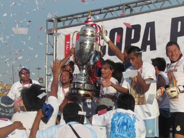 Real Garcilaso llegó a Primera vía la Copa Perú. ¿No tendría que haber ascendido más bien a Segunda? (Foto: José Salcedo / DeChalaca.com)