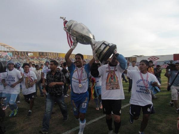 Real Garcilaso, campeón de la Copa Perú 2011, contó con una serie de jugadores foráneos. (Foto: archivo DeChalaca.com)