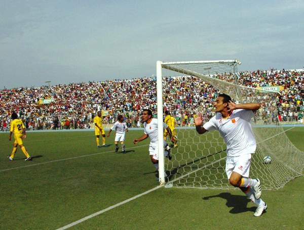 Atlético Grau 1 - José Olaya 0 (Foto: Diario La Hora de Piura)