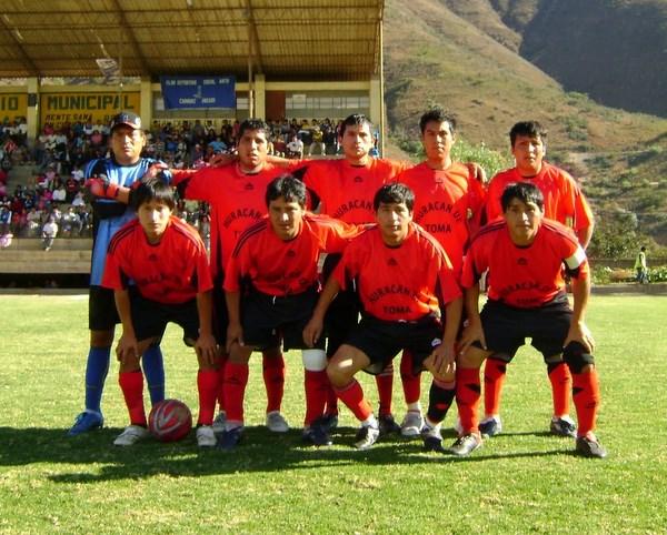 BARRIOS ALTOS. El cuadro carhuacino espera no tener complicaciones con la parte baja de la clasificación. (Foto: Roberto Sigán)