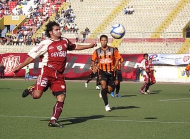 Si prima la lógica, el natural reemplazante de la San Marcos debería ser Universitario de Trujillo, que ocupó el décimo lugar en la Copa Perú 2011 (Foto: prensa Universitario de Trujillo)