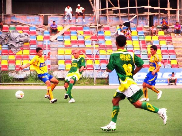 De desertar en la Segunda y iniciar su periplo en 2012 desde la Etapa Regional de la Copa Perú, CNI tendría como seguros rivales a Los Tigres y UNU (Foto: diario Ahora de Pucallpa)