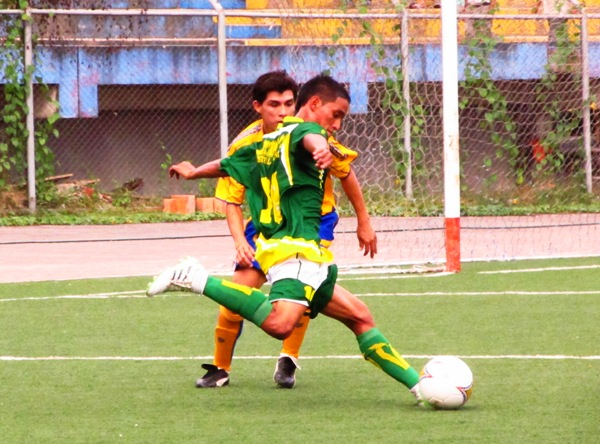 UNU 1 - Los Tigres 0 (Foto: Diario Ahora Ucayali)